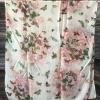 ผ้าพันคอ ชีฟอง สกรีนลาย Chiffon CF01-0020