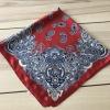 ผ้าพันคอ ผ้าคลุม ซาติน 70*70 ST05-009