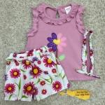 เสื้อผ้าเด็กเซต 3ชิ้้น Size 3m-6m-9m