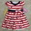 เสื้อผ้าเด็ก 5-7ปี size 5Y-6Y-7Y ลายสมอ สีแดง thumbnail 1