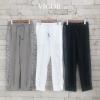 กางเกงขายาวงานเก๋ Korea Design ผ้าตัวนี้สวยนิ่มใส่สบายมาก