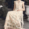 Embroidered flower D.S.Y new collection dress