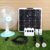 Solar Ennergy Box (White) PV-50w Flex