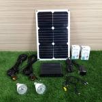 Solar Energy Box 12000Mah 3.7v