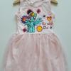 H&M : ชุดเดรสสกรีนลายม้าโพนี่ Rainbow Dash ผ้า cotton ยืด กระโปรงมีผ้าตาข่ายนิ่มทับ (งานป้าย) size : 2-4y / 4-6y / 6-8y / 8-10y / 10-12y