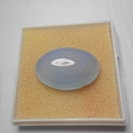 โมราสีฟ้า หินแห่งความมั่งคั่ง ขนาด 3*1.9 ทำหัวแหวน