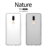เคสมือถือ OnePlus 6 รุ่น Nature TPU Case