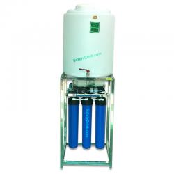 เครื่องกรองน้ำดื่ม RO 150|300|450 GPD พร้อมถังเก็บน้ำ 100 และ 200 ลิตร