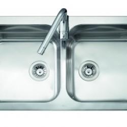 อ่างล้างจาน MEX รุ่น TWIN