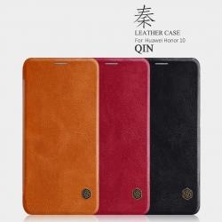 เคสมือถือ Huawei Honor 10 รุ่น Qin Leather Case