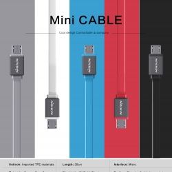 สายชาร์จ Nillkin Charge & Data Mini Cable Micro USB