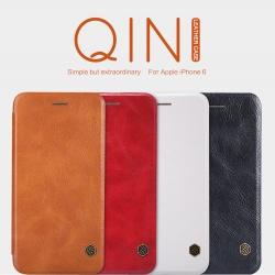 เคสมือถือ Apple iPhone 6/6S รุ่น Qin Leather Case