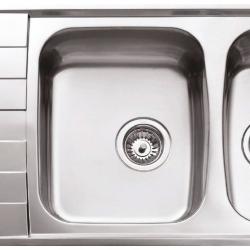 อ่างล้างจาน TEKA รุ่น UNIVERSO 2B 1D
