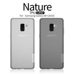 เคสมือถือ Samsung Galaxy A8+ (2018) รุ่น Nature TPU Case
