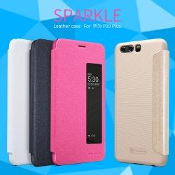 เคสมือถือ Huawei P10 Plus รุ่น Sparkle Leather Case