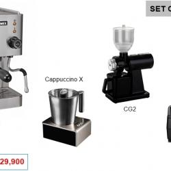 ชุดเซ็ทสุดคุ้ม MiNiMEX (SET COFFEE SHOP 1)
