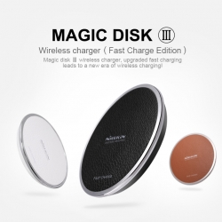 แท่นชาร์จไร้สาย Nillkin Magic Disk 3 Wireless Charger(Fast Charge Edition)