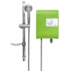 เครื่องทำน้ำอุ่น MEX รุ่น CUBE 5C (GB) สีเขียว 5,100 วัตต์