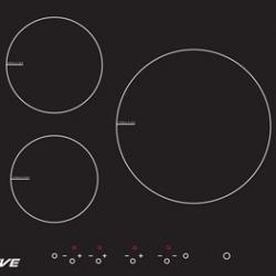 เตาแม่เหล็กไฟฟ้า EVE รุ่น HB60-3IND/TC