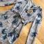 เดรสผ้าชีฟองพิมพ์ลายดอกไม้ thumbnail 7