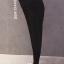 กางเกงพลีตคนท้องสีดำ thumbnail 3