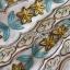 เดรสผ้าลูกไม้ทอลายดอกไม้และลาย scallop thumbnail 15