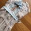 เดรสผ้าลูกไม้สีขาวลาย Scallop thumbnail 15