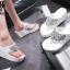 รองเท้าเตารีด ประดับเพชรวิบวับ thumbnail 1