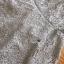 เดรสผ้าลูกไม้สีเทาอ่อนทรงแขนสั้นตกแต่งเลเยอร์ thumbnail 15