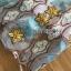 เดรสผ้าลูกไม้ทอลายดอกไม้และลาย scallop thumbnail 14