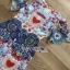 เดรสผ้าลูกไม้ปักลายและตกแต่งคริสตัลสีสดใส thumbnail 12