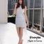Dress แขนกุดคอกลม thumbnail 5