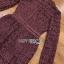 เดรสผ้าลูกไม้สีชมพูฟูเชียตกแต่งระบายเลเยอร์ thumbnail 12