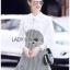 เดรสผ้าชีฟองสีขาวและผ้าลายฮาวสทูธ thumbnail 11