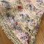 เดรสผ้าคอตตอนสีชมพูพิมพ์ลายดอกไม้ตกแต่งลูกไม้ thumbnail 17