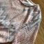เดรสผ้าลูกไม้สีพาสเทลลายกราฟฟิกตกแต่งระบาย thumbnail 15
