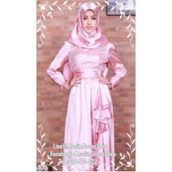 ☆ ✧ Shiny Satin Lace Dress ✧ ☆
