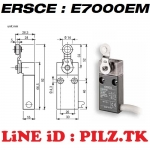 E7000EM Bremas ERSCE Limit Switch LiNE iD PILZ.TK