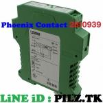 2810939 Phoenix Contact Signal conditioner - MCR-C-UI-UI-DCI-NC LiNE iD PILZ.TK