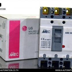 Breaker LG Model:ABF 53B,10A 3P