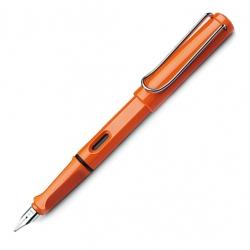 Lamy Safari Orange Fountain Pen (Limited Edition 2011)