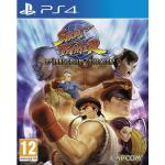 PS4- Street Fighter 30th Anniversary Collection