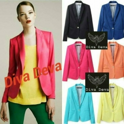 Zara Blazer colorfull,สูท zara