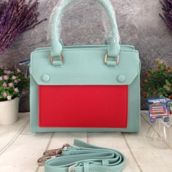CHARLES & KEITH STRUCTURED TOP HANDLE BAG
