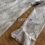 เดรสเกาหลี พร้อมส่ง เดรสผ้าลูกไม้ สีออฟไวท์สไตล์คลาสสิก thumbnail 14