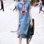 ชุดเดรสเกาหลี พร้อมส่ง เดรส ยีนส์ฮู้ด เนื้อผ้านุ่มไม่หนา thumbnail 6