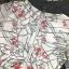 เสื้อผ้าเกาหลี พร้อมส่ง เสื้อครอปคอvแต่งระบายหวานๆ thumbnail 13