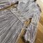 เดรสผ้าลูกไม้ พร้อมส่ง เดรสลูกไม้ สีเบจสไตล์วินเทจ thumbnail 15