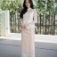 เสื้อผ้าเกาหลี พร้อมส่ง ชุดไทยประยุกต์ thumbnail 1