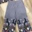 เสื้อผ้าเกาหลี พร้อมส่ง เสื้อ กับ กางเกง งานปักอย่างดี ปักสวย thumbnail 10